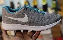 Canvas Comfort Foam Mens Grey Casual Shoes