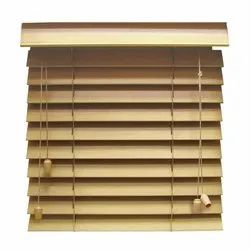 Brown Vertical Blinds PVC Window Blinds