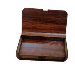 Brown Wooden Fancy Decorative Box for Gift, Size/Dimension: 5x7 inch