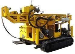 Semi-Automatic PDTHR-300 Crawler Mounted Drilling Rig