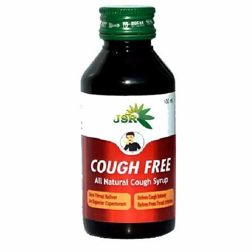 Cough Free Natural Syrup