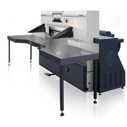 Wohlenberg Automatic Paper Cutter