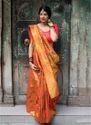 Designer Kanjivaram Silk Party Sarees