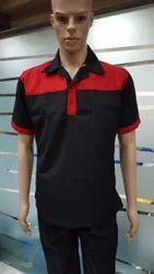 Utility Uniform in T-Shirt Pattern