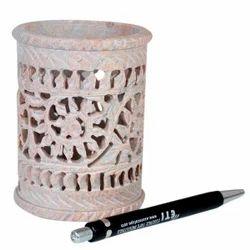 Handcarving Pen Holder