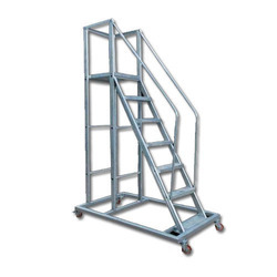 Ladder Step Trolley