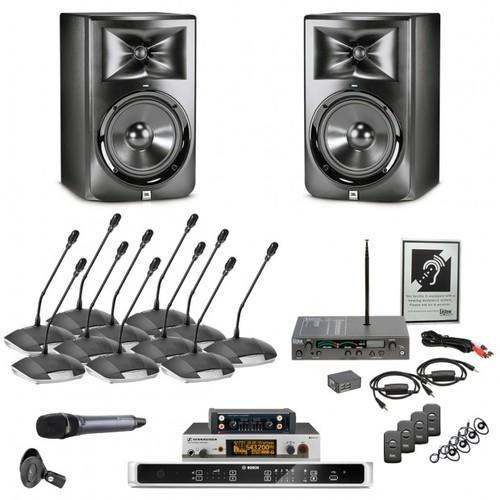 Conference Room Audio System At Rs 125000 Unit Audio Conferencing System Id 9943753048