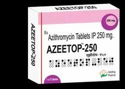 Azeetop 250 ( Azithromycin )