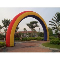 Yamaha Inflatable Arch