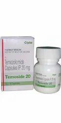Temoside Temozolomide 20 Mg Capsules