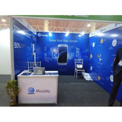 Exhibition Stall Branding Services