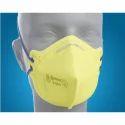 Yellow Venus V 44 Face Mask