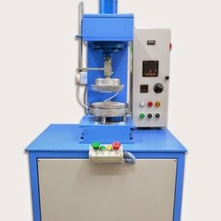 Semi Automatic Single Die Dona Machine