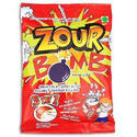 Zour Bomb Sour Cola Candy, Packaging: Packet