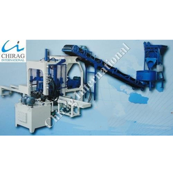 Hydraulic Fly Ash Brick Machine