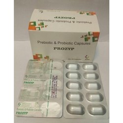 Prebiotic And Probiotic Capsules