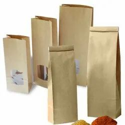 Spice Packaging Paper Bags
