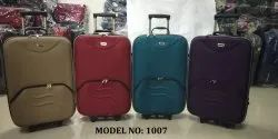 Polyester trolley suitcase, Number Of Wheel: 2 And 4