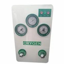 MAP Wall Oxygen Control Panel, For Hospital Gas Bank