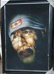 Sai Baba Photo Frame