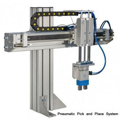 Robotic Pick And Place System