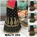 Velvet Girlest Lehenga Choli Malti254
