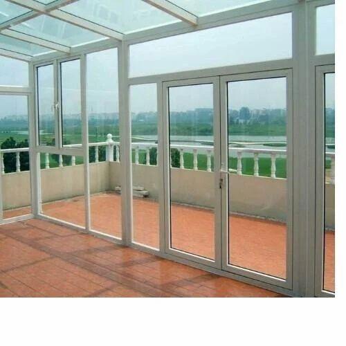 Aluminium Balcony Covering At Rs 190 Square Feet Aluminum