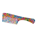 Printed Handle Comb