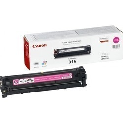 Canon 316 Magenta Toner Cartridge
