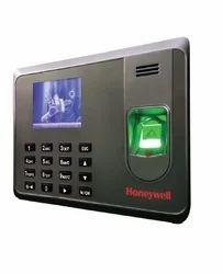 Honeywell Biometric Machine