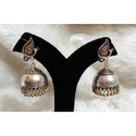 Oxdised German Silver Jhumka