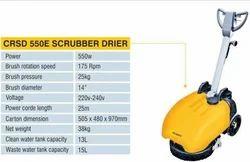 CRSD 550E Scrubber Drier