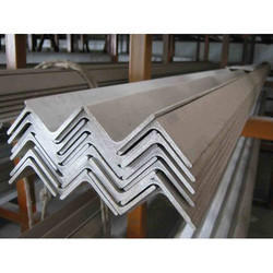 Mild Steel L Shaped Angle, Thickness: 1 to 20 mm