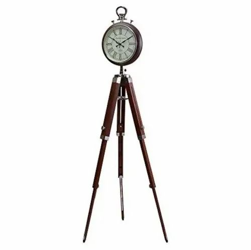 Tripod Nautical Clock At Rs 4500 Pair