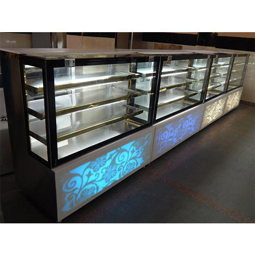 Rectangular Display Counter