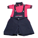 Cotton Yes Play School Uniform
