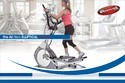 Elliptical Cross Trainer Commercial 2002