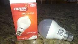 Ceramic Cool daylight 9 W Eveready LED Bulb