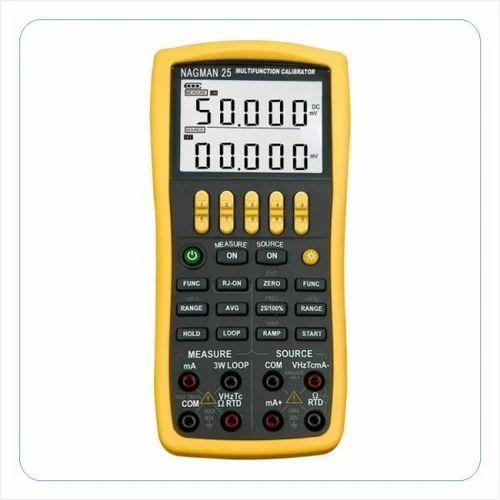 Nagman Multifunction Process Calibrator, Nagman 25, for ...