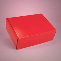 Colour Corrugated Boxes