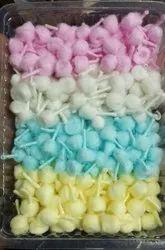 Round SLATC Coloured Cotton Wicks, Packaging Type: Box
