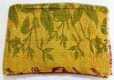 Indian Vintage Kantha Quilt