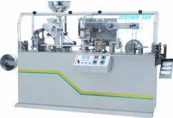 Alu Alu FLatron SRV Model FLATRON Blister Packing Machine