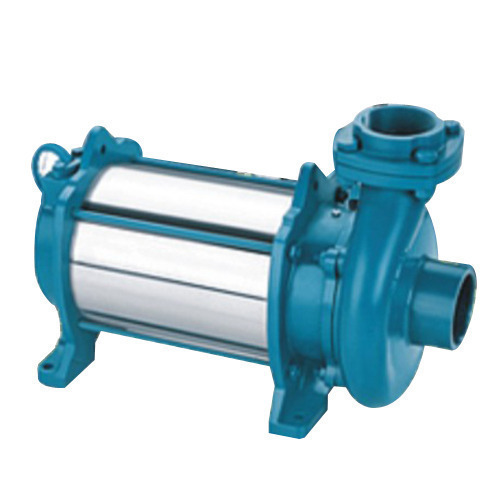 1 hp Single Phase V7 Open Well Pump, Voltage: 220 V