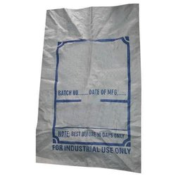 Printed HDPE Bag, For Packaging