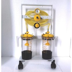 Operation Theater Suction Trolley
