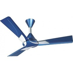 Orient Electric Wendy Ceiling Fan Azure Blue - Silver 48