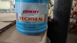 Choksey Techseal RDL 911 and 910 Sealant, Packaging Size: 3 kg & 6.5 kg