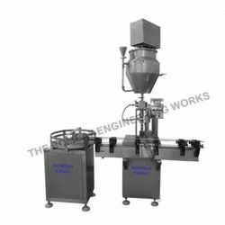 SS Container Filling Machine