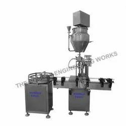 Container / Jar filling machines